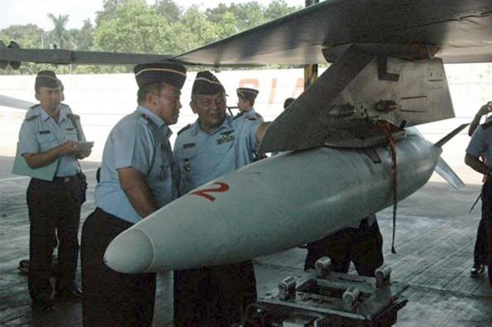 Bom BT500 Produksi Lokal