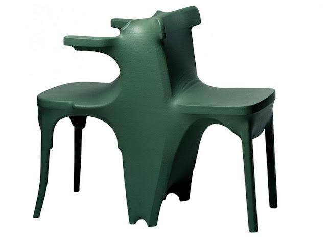 Soft oak chair by pepe heykoop pictures