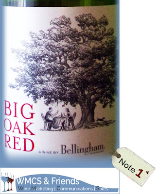 Bellingham Big Oak Red 2013