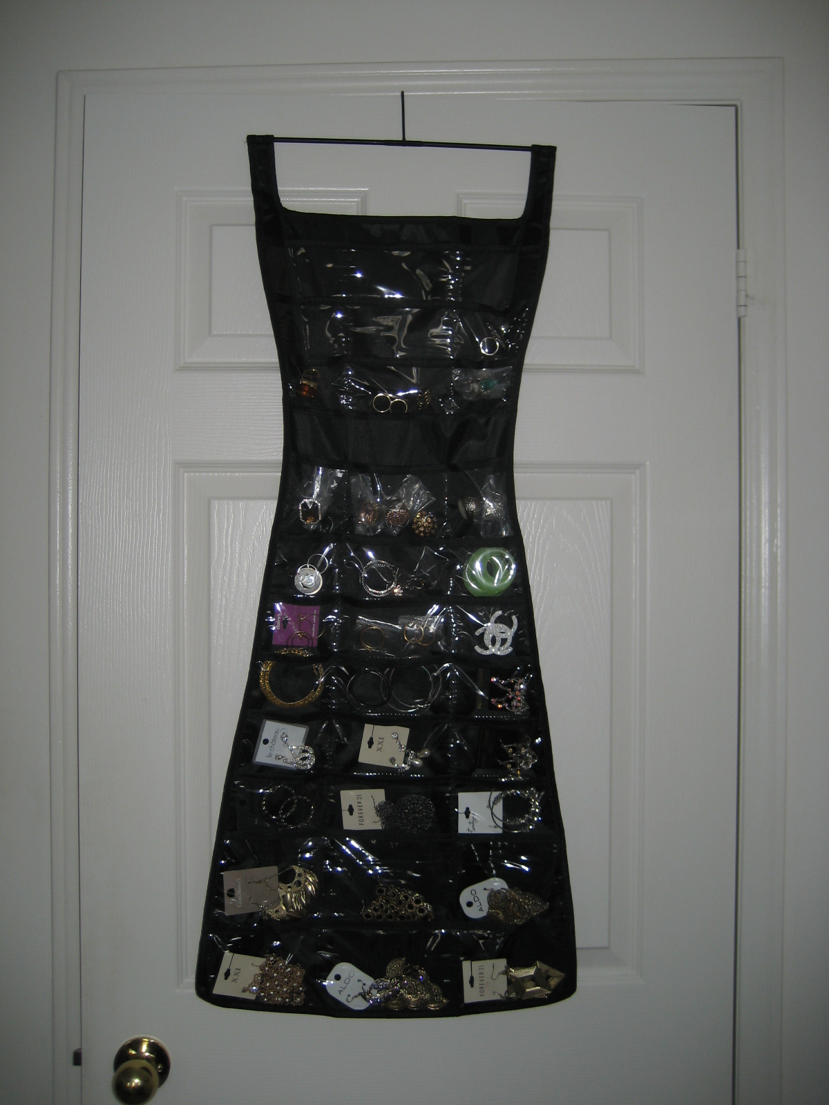 A Beauty Blog Umbra Little Black Dress Hanging DoubleSided