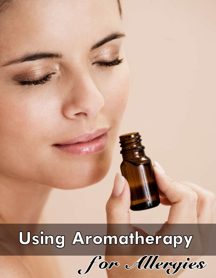 Using Aromatherapy for Allergies