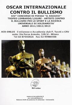 Libro di Acr di Oscar..