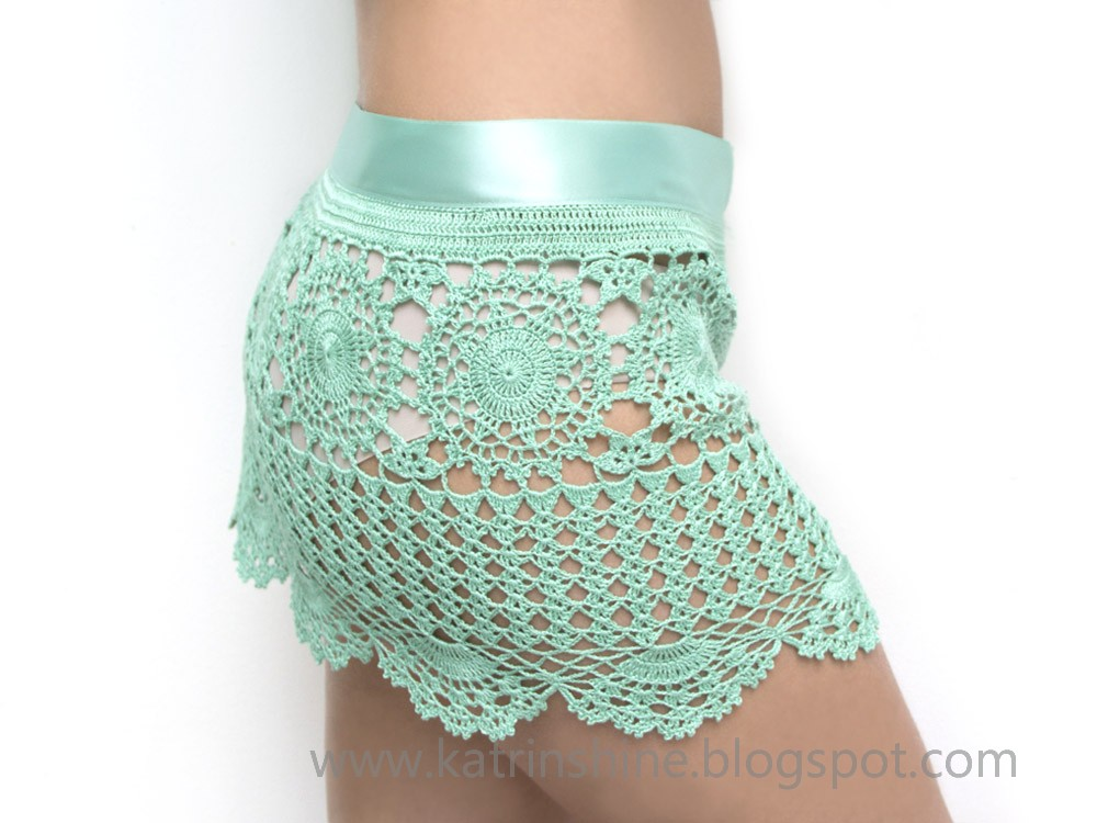 Crochet Skirt : Katrinshine: New crochet skirt