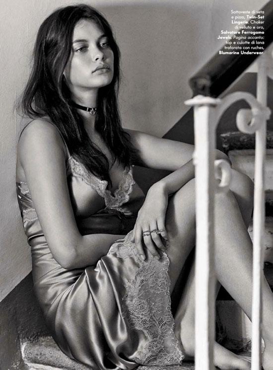 Vanity Fair Style August 2014 (photography: Pamela Hanson, styling: Sciascia Gambaccini, model: Elizaveta Adamenko)