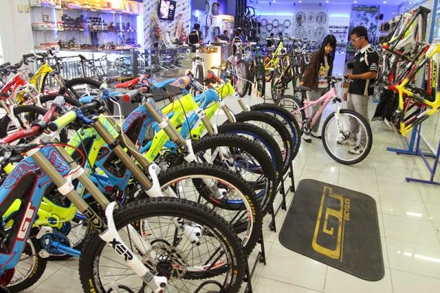 TOKO SEPEDA INDONESIA TERLENGKAP: Sepeda Gunung Wimcycle