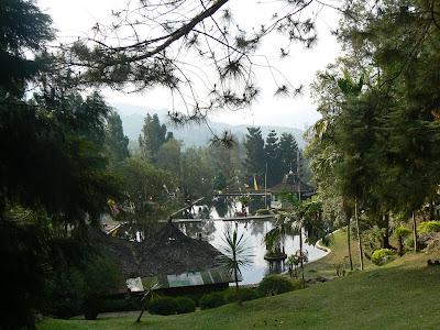 danau taman cibodas