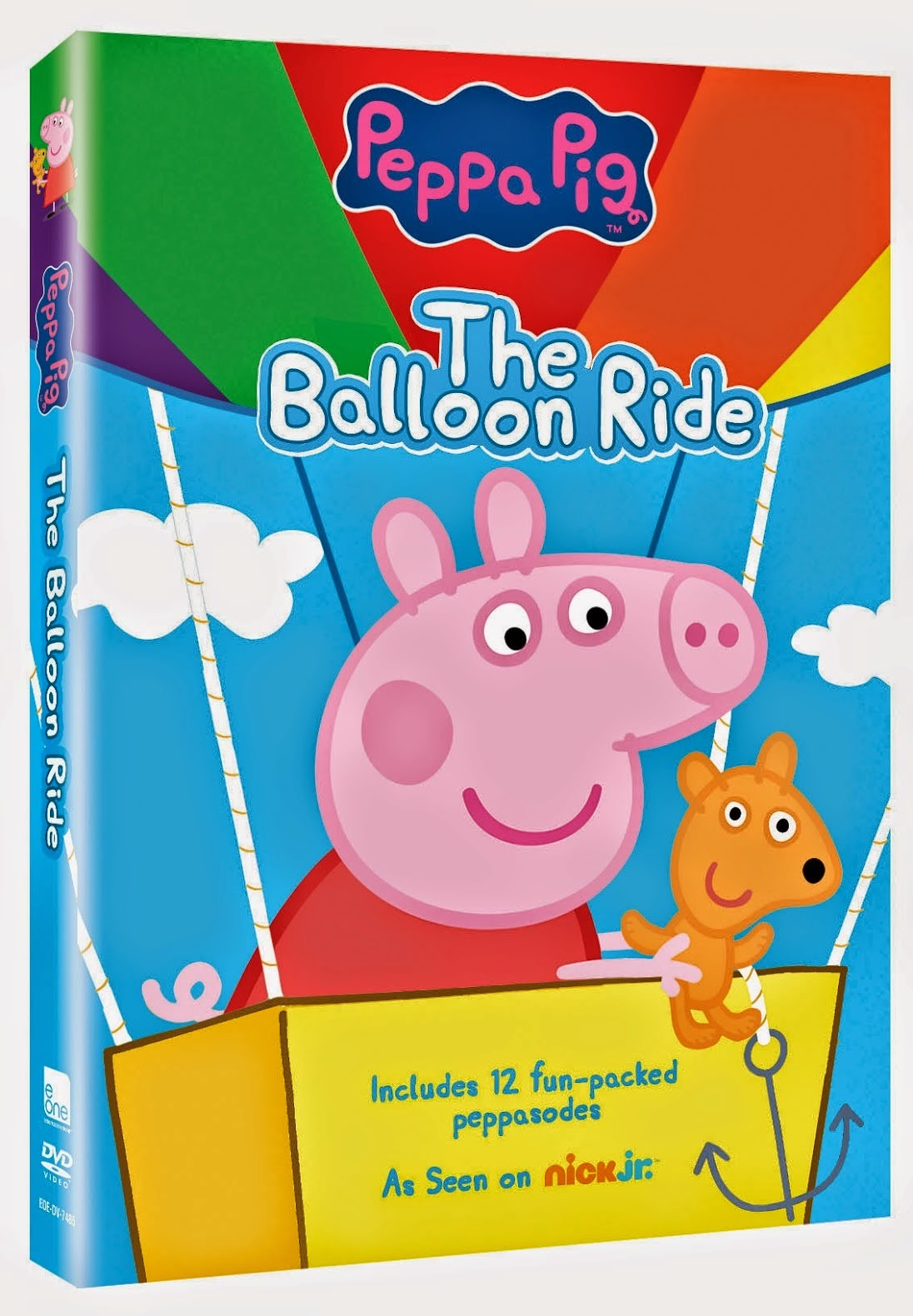 Peppa Pig The Balloon Ride