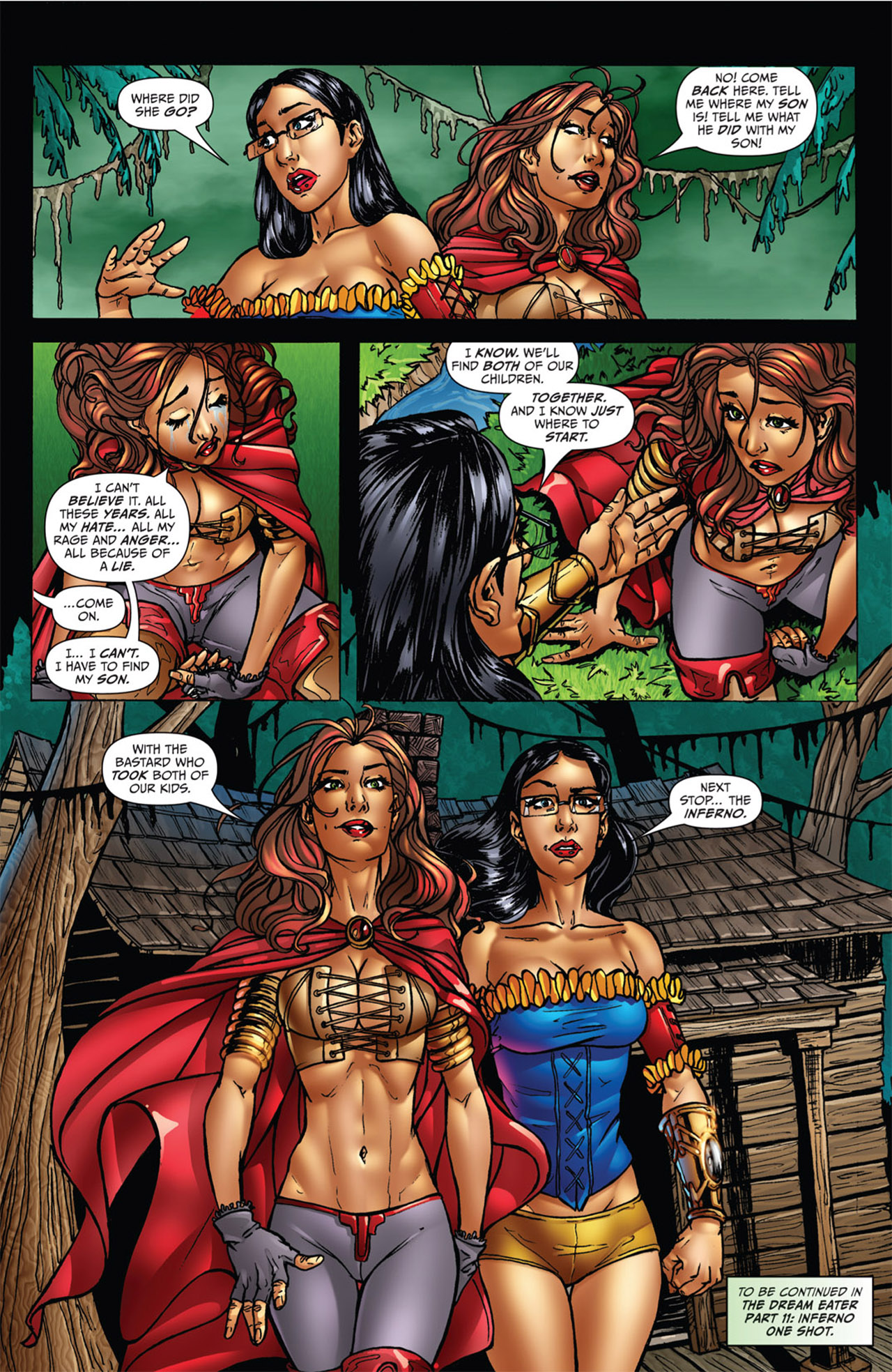 Grimm Fairy Tales (2005) Issue #64 #67 - English 23