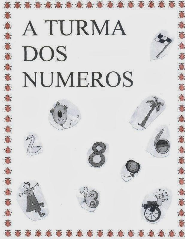 Plano de aula de matemática - números de 0 a 10