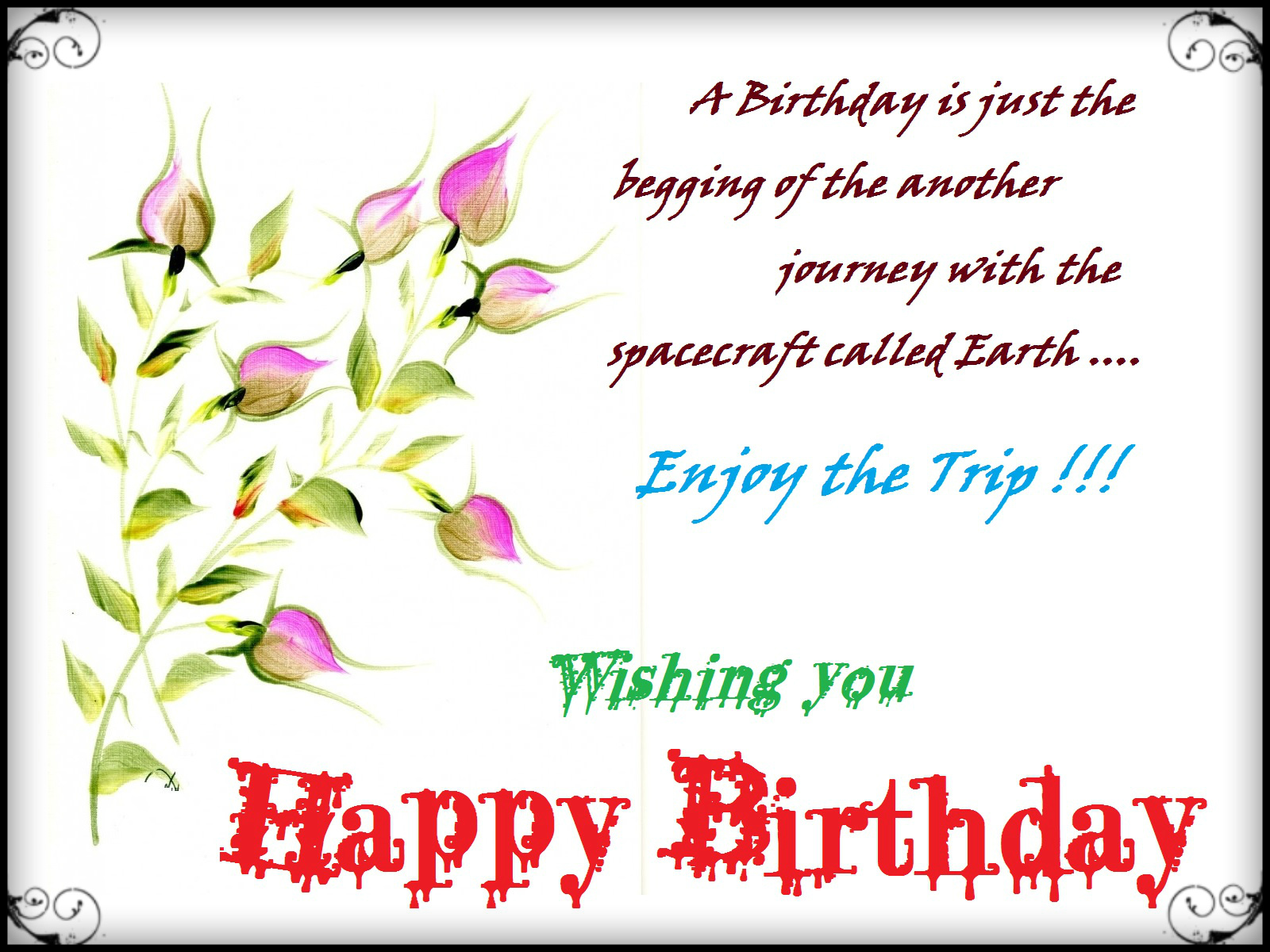 Lovely ... Happy+birthday+wishes+messages+cards+ +90jpg Birthday Card ...