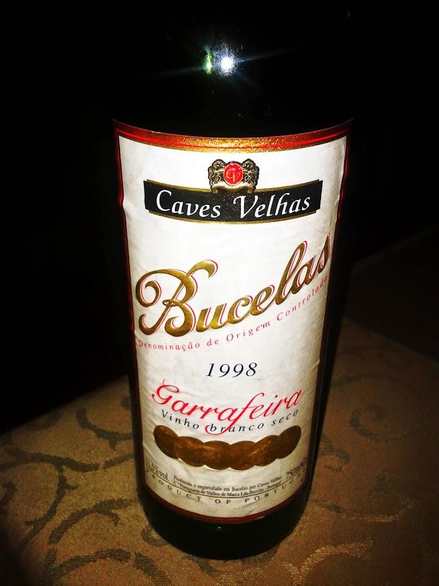 Bucelas Garrafeira 1998  - reservarecomendada.blogspot.pt