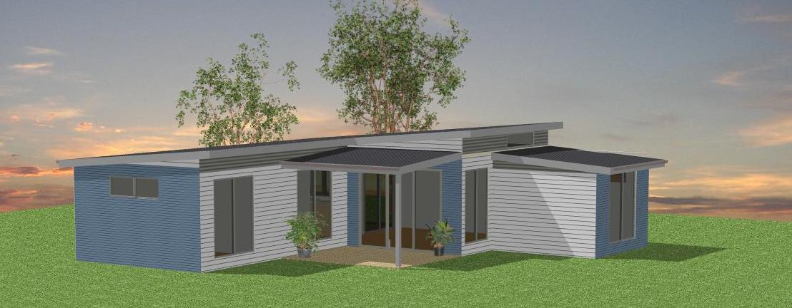 Steel framed homes perth more living space for under for Can you build a house for 100k