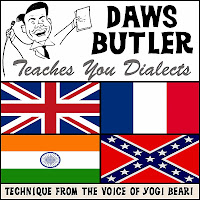 Download Daws Butler, Teaches You Dialects here!