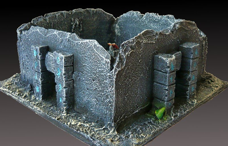 Skavenblight's Underground Scenery - Page 2 Komnata3