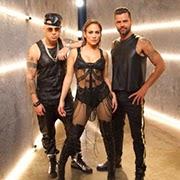 Wisin feat Jennifer Lopez & Ricky Martin