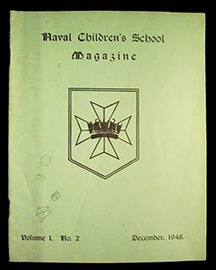 Naval Children's School Magazine Volume 1, No. 2