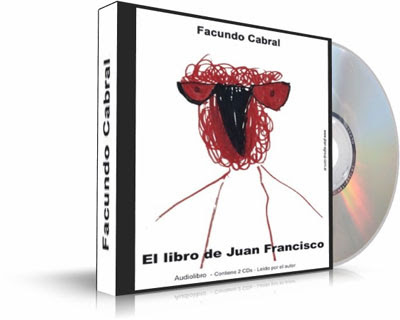 El libro de Juan Francisco - Facundo Cabral [MP3 | Español | 125.6 MB]