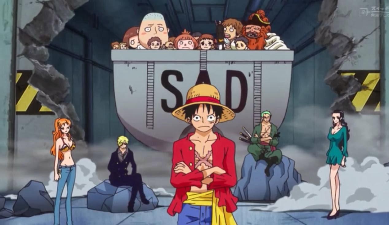 One Piece Episode 619 Subtitle Indonesia