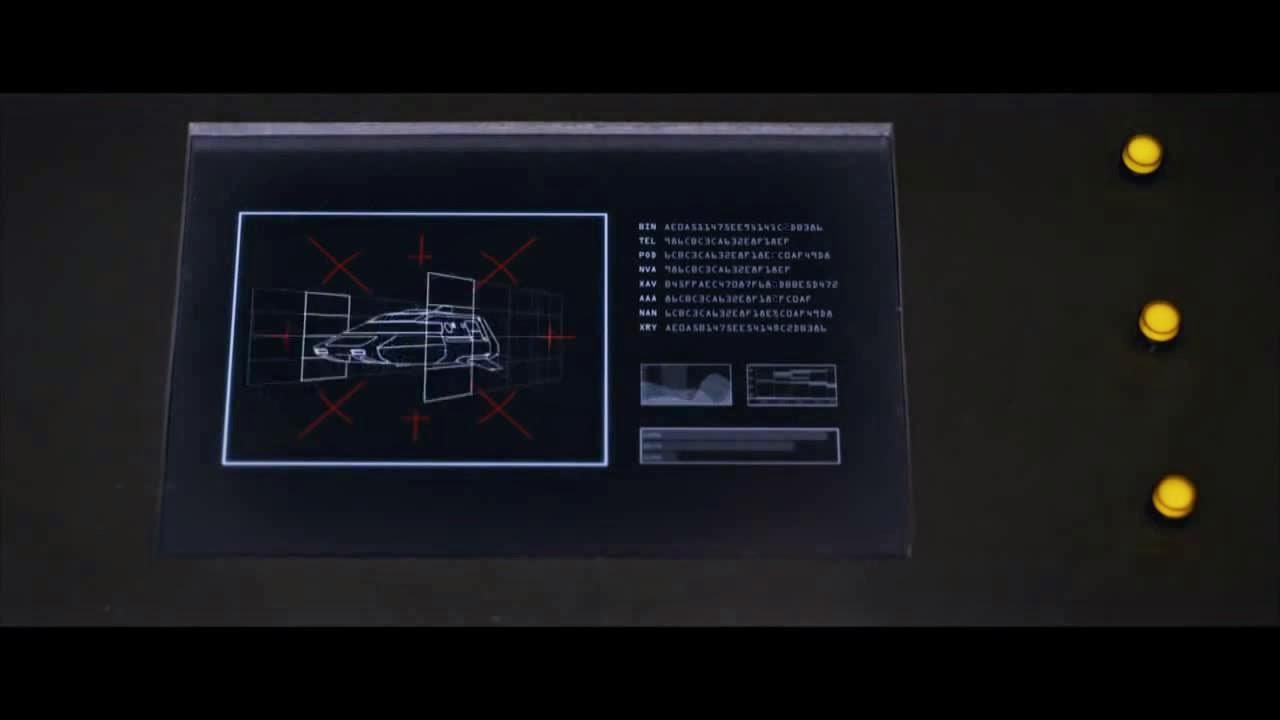 Space station 76 - pantalla de ordenador