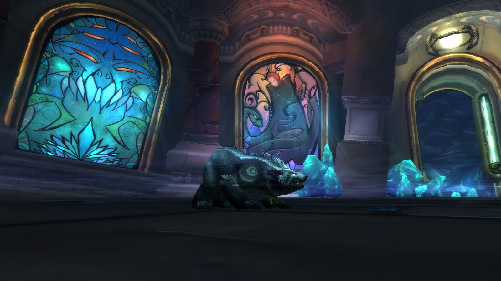 wow ulduar how to get from mimiron to general vezax