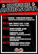 JORNADAS ANTIFASCISTAS 2019