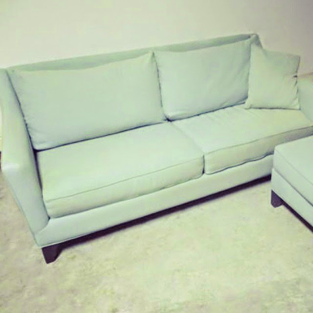 #thriftscorethursday Week 22 | Instagram user: Domicile37 shows off this Modern Couch