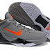 "NBA 2K14 Nike Kobe VII ""Wolf"" Grey Shoes Patch"