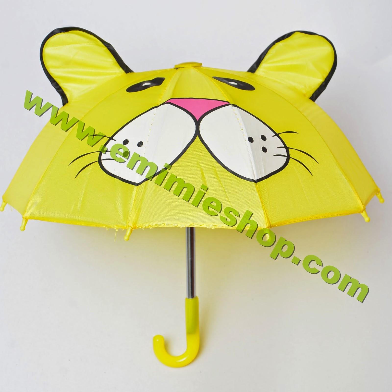 Payung Kuping Anak Mini