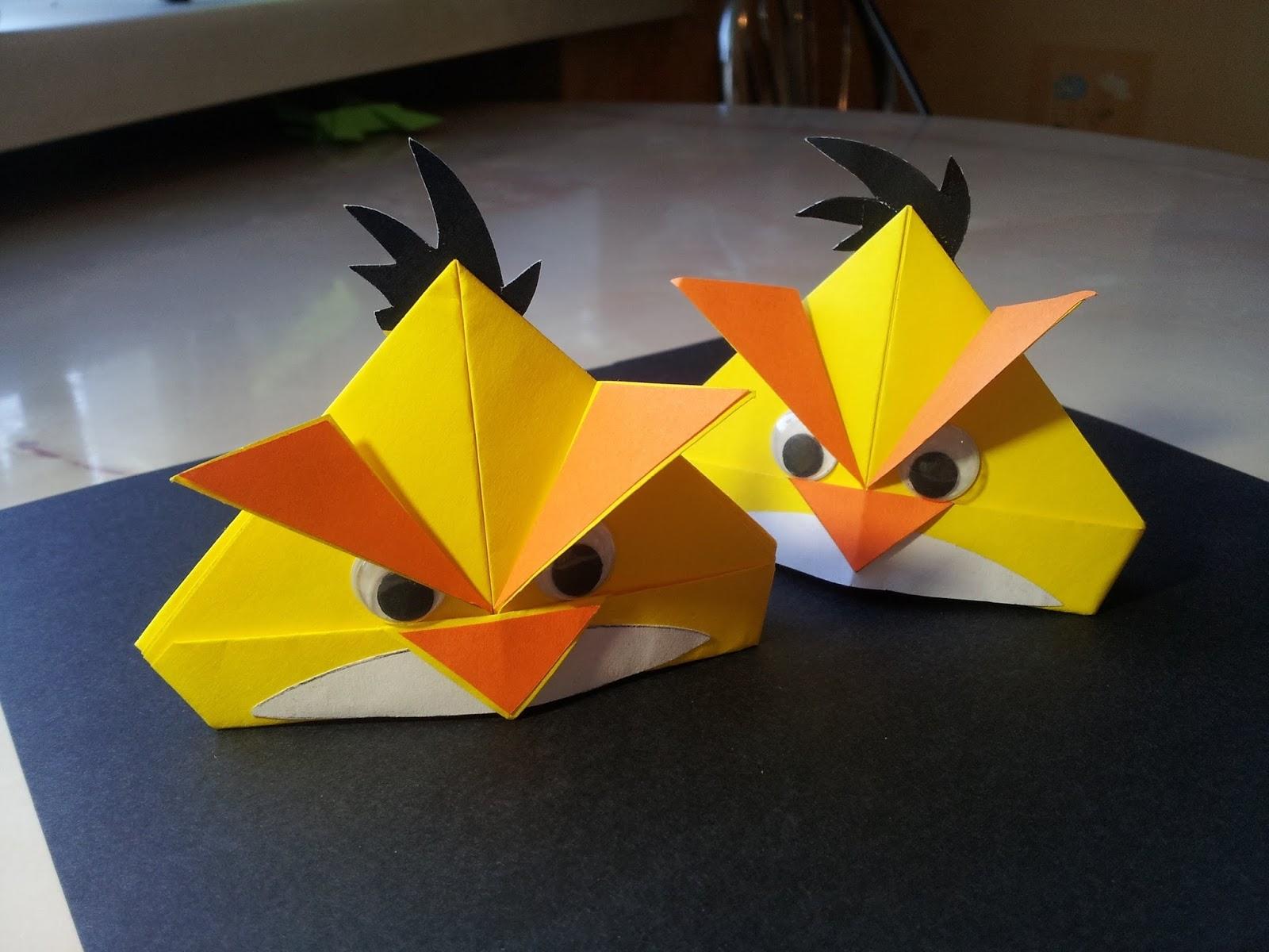 Видео оригами из бумаги паука