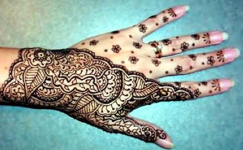 designs of mehndi for kids. News Mehndi Designs for Hands