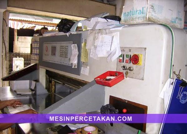 Changchun 115 Paper Cutter