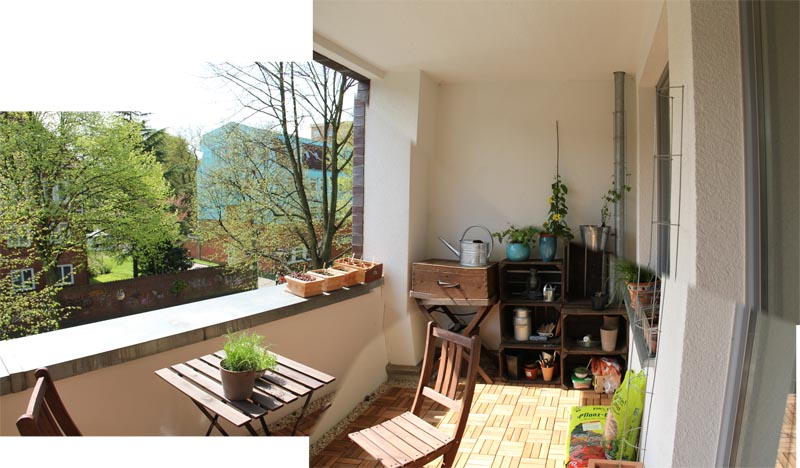 mein balkon panoramafotos. Black Bedroom Furniture Sets. Home Design Ideas