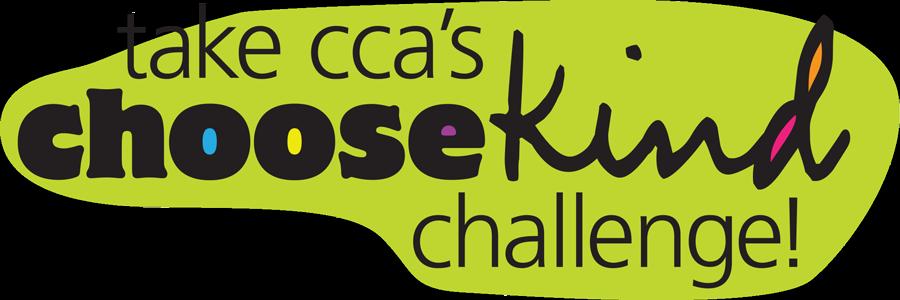 CCA Kids Blog: Choose Kind Challenge