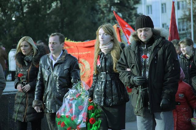Lugansklı Komünistlerin Açıklaması: Simonenko, Partiyi Küçük Düşürmeye Son Ver