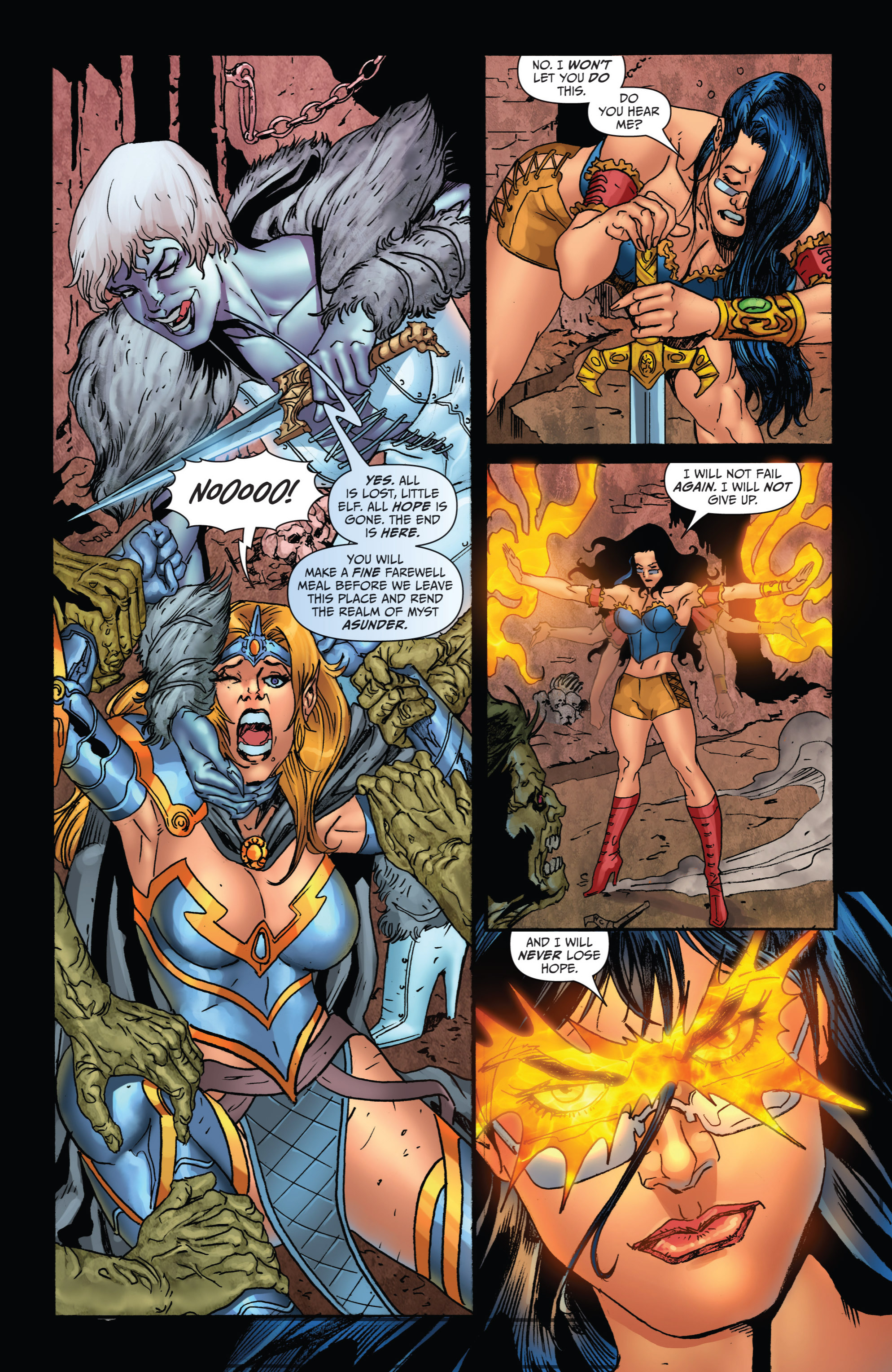 Grimm Fairy Tales (2005) Issue #74 #77 - English 13