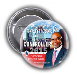 CARROLL G. ROBINSON IS RUNNING FOR CITY OF HOUSTON CONTROLLER IN THE 2015 GENERAL ELECTION
