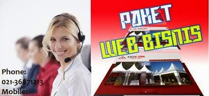 Paket Website Bisnis