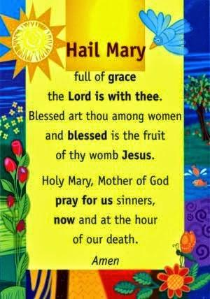 ♥HAIL MARY♥