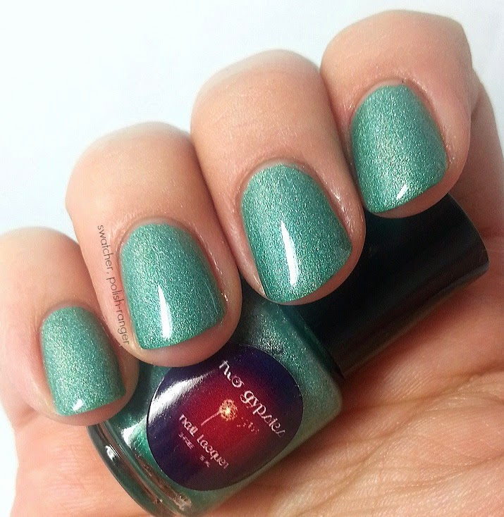 Two Gypsies Lacquer Spruce swatch