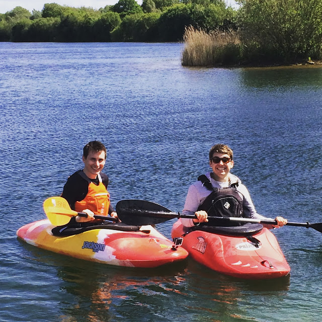 kayak hire cotswolds