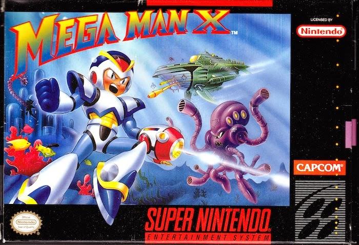 mega man x snes rom video game