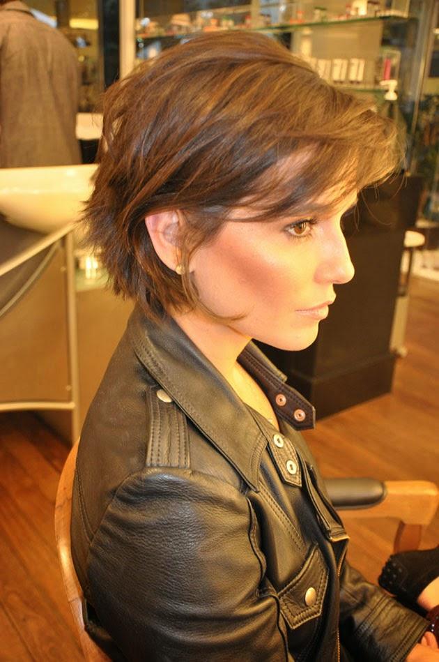 O corte de cabelo da vez: Chanel invertido! - Fashionismo