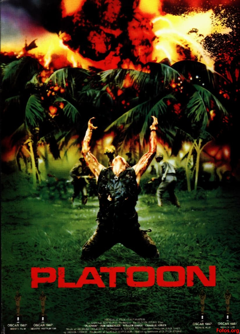 Oliver Stone Wanted Jim Morrison For 'Platoon' And Other Things You Might Not Know About The Film