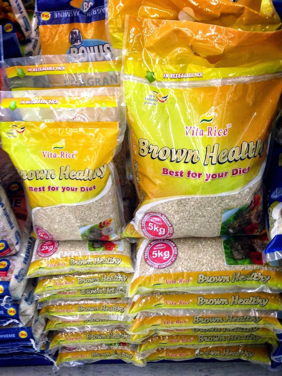 Vita Rice Brown Rice Healthy Rice