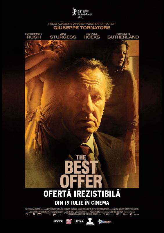 filme online subtitrate HD : The Best Offer (2013) Online