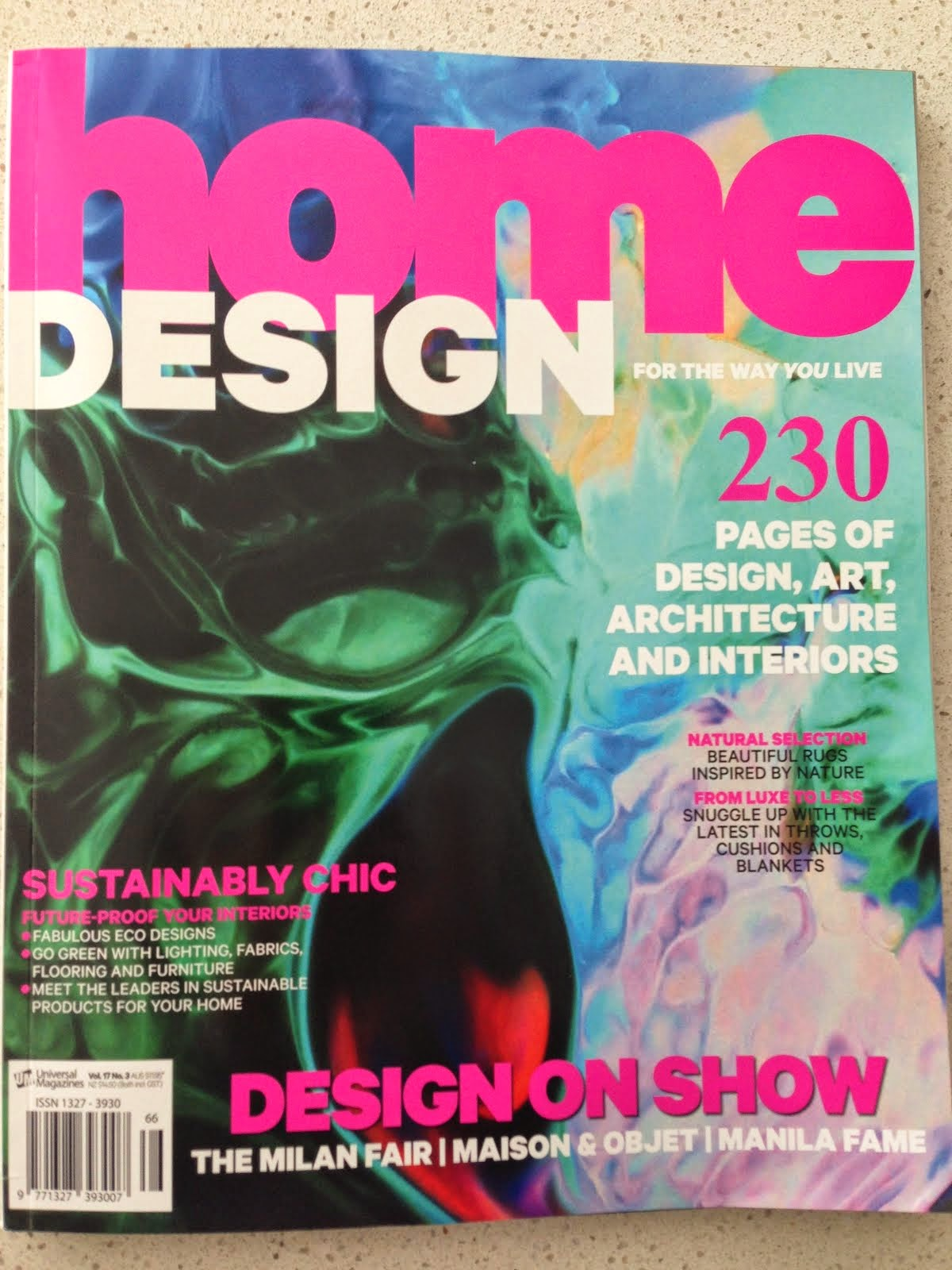 Home Design Magazine July/Aug 2014