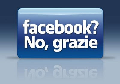 cancellare facebook