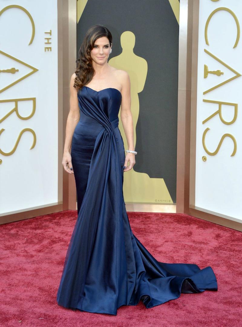 Sandra Bullock Oscar 2014