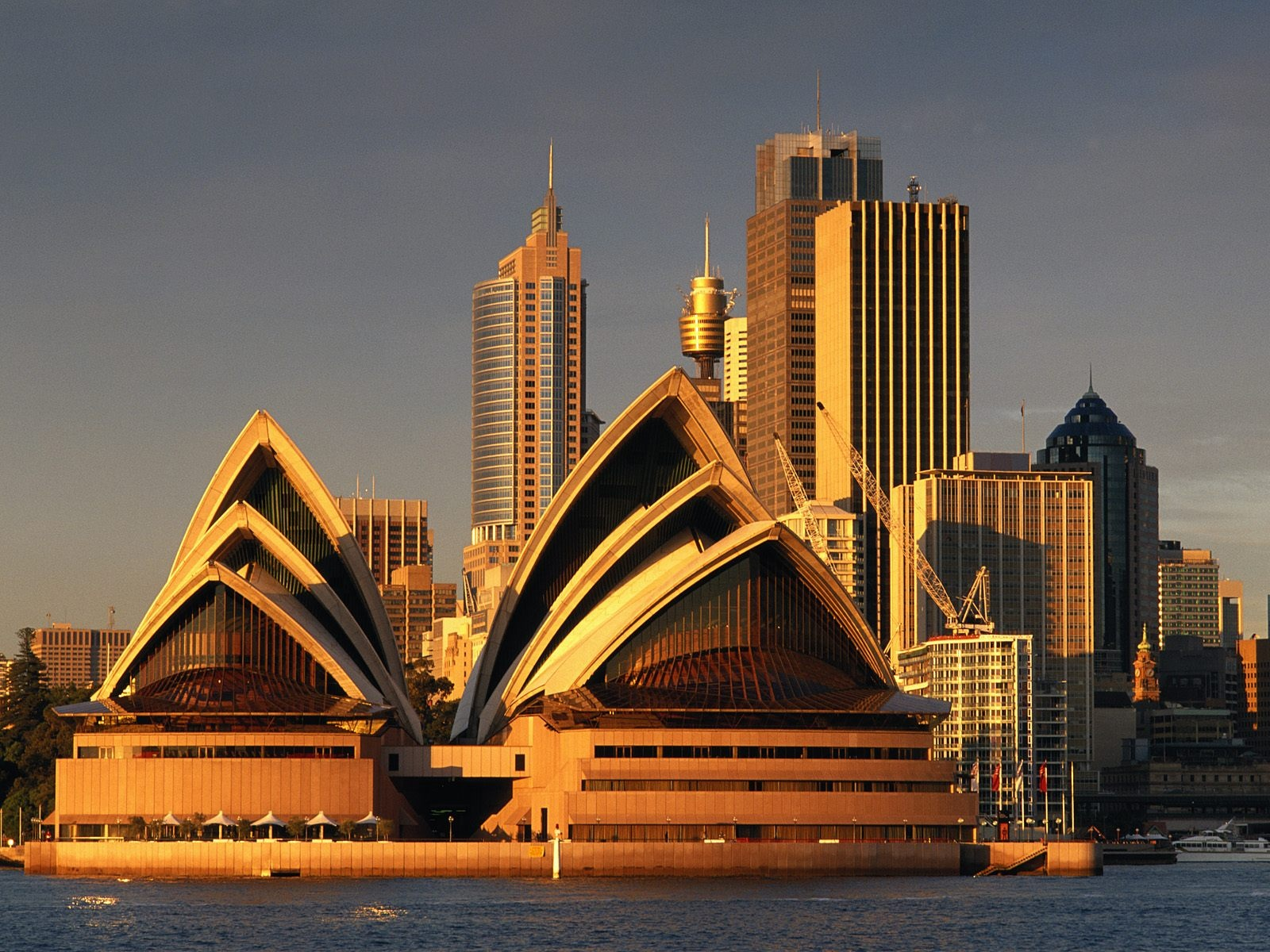 Hd new wallpaper sydney opera house pictures for Sydney opera housse