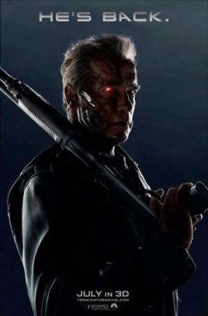 Terminator Genisys: Teaser Poster